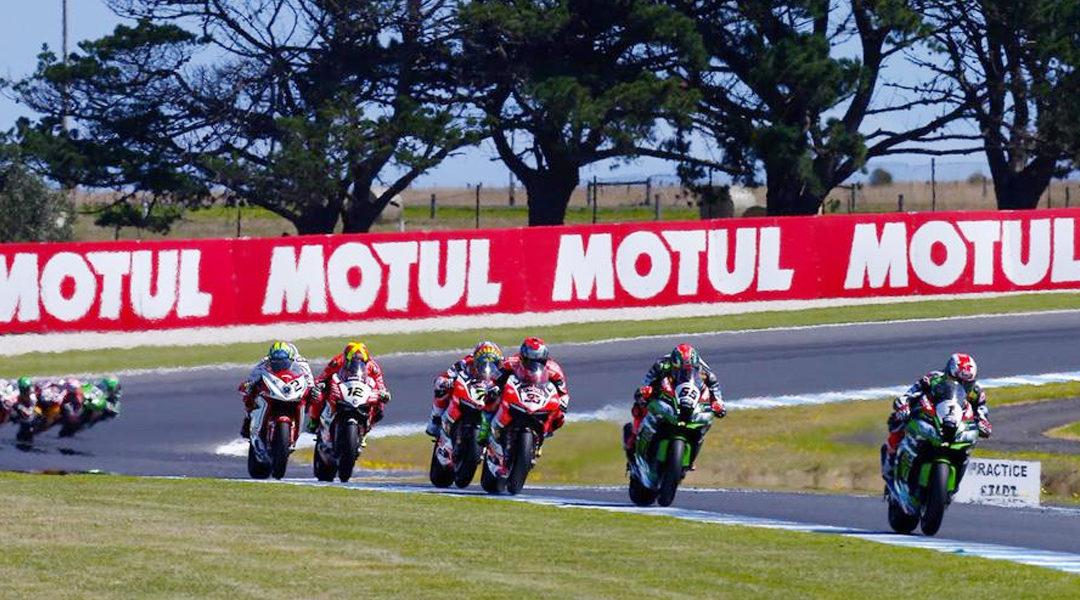 Championnat MOTUL FIM World Superbike   Le programme complet