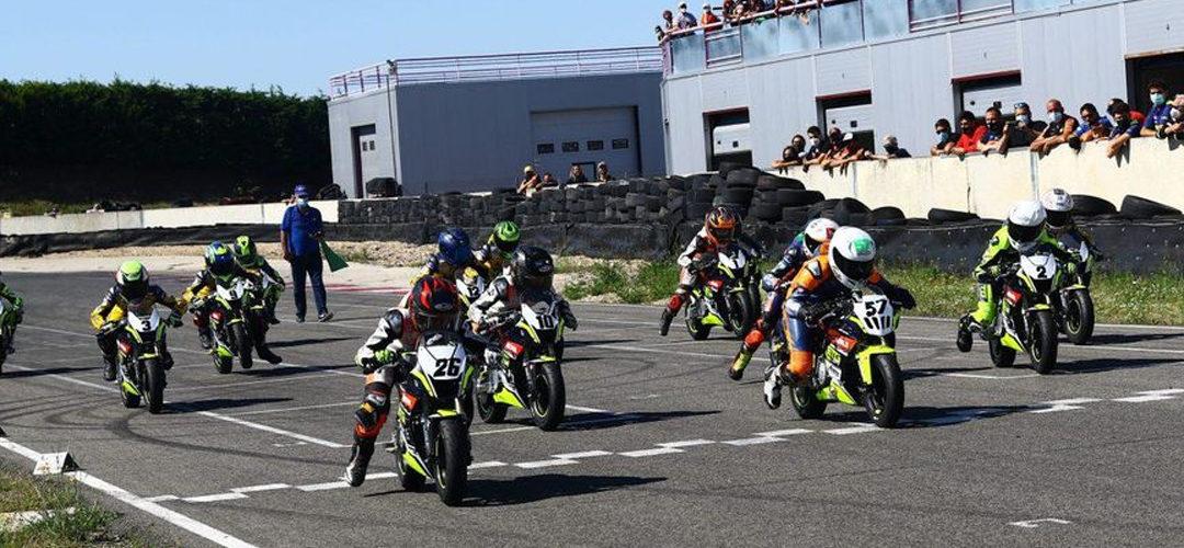 Première de la nouvelle catégorie FIM Spanish MiniGP World Series